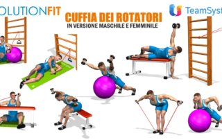 Esercizi cuffia rotatori step2