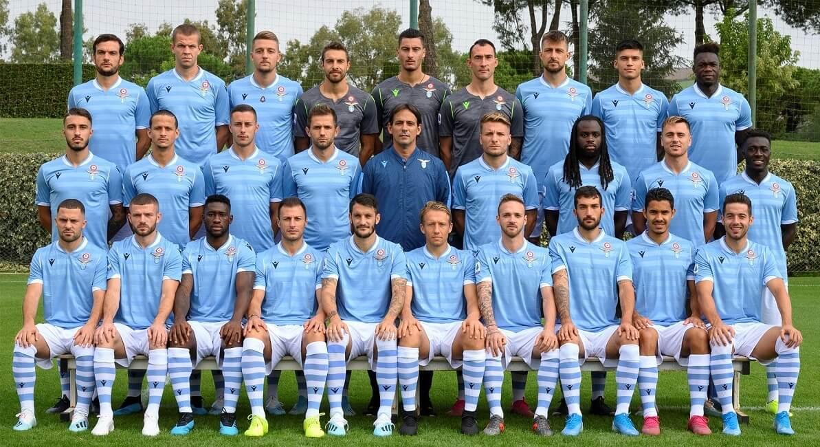 Foto Squadra Lazio - EvolutionFit