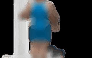 allenamento abduttori slanci laterali gamba in piedi