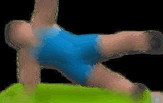 allenamento addominali plank star