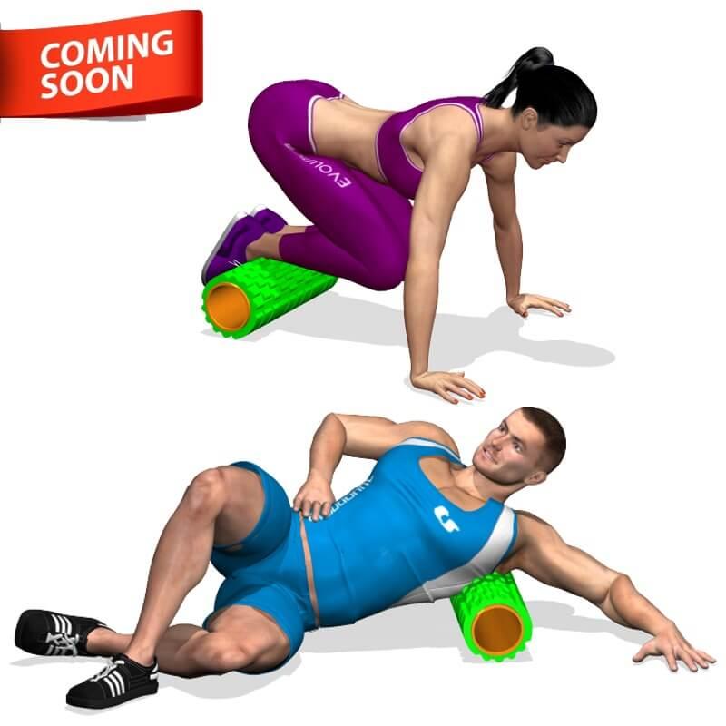 anteprima nuovi esercizi foamroller
