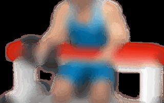 allenamento avambracci rotazione polso 1 manubrio su panca piana