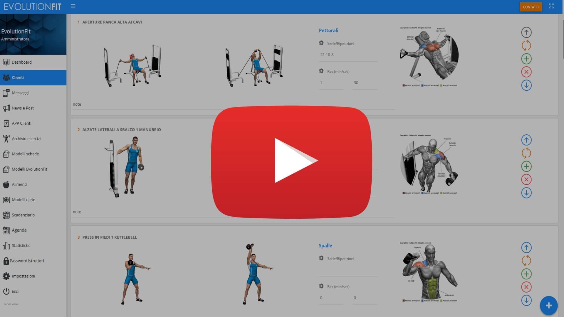 Esercizi in versione maschile e femmilile evolutionfit for Maschile e femminile esercizi