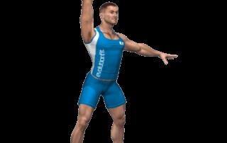 allenamento total body snatch kettlebell one arm fine