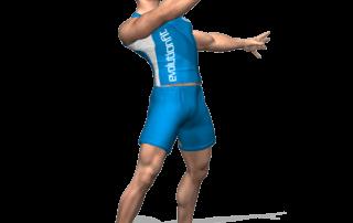 allenamento total body swing singolo kettlebell fine