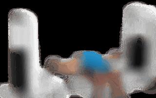 allenamento pettorali chiusure panca piana cavi