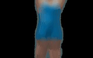 allenamento stretching allungamento tricipiti dietro capo