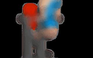 allenamento tricipiti dips parallele gomiti stretti